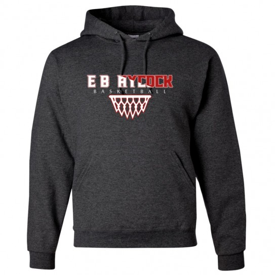 EB Aycock Basketball Hooded Sweatshirt