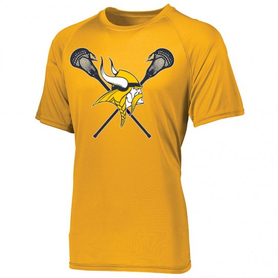 DH Conley Lacrosse Performance Tee | Large Logo | Multiple Colors