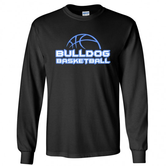 CM Eppes Basketball Long Sleeve T-Shirt | Multiple Colors