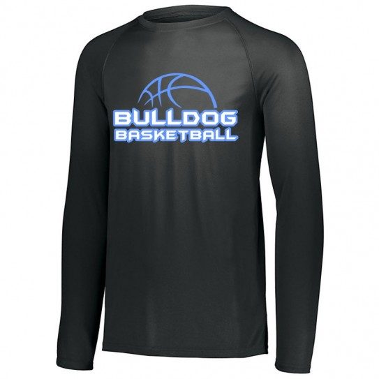 CM Eppes Basketball Long-Sleeve Performance Tee