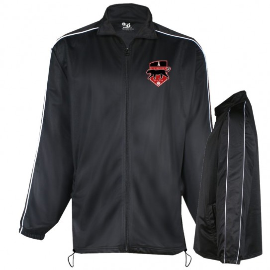 EB Aycock Soccer Fleece Lined Razor Jacket